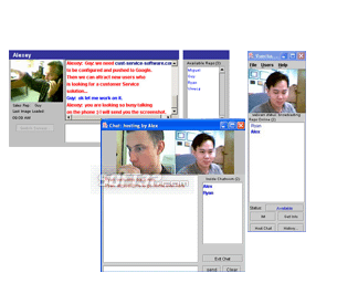 Vuechat Screenshot 1