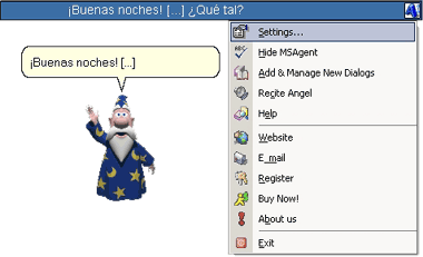 Learn To Speak Spanish Screenshot 1