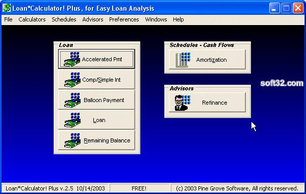 Loan*Calculator! Plus Screenshot 3