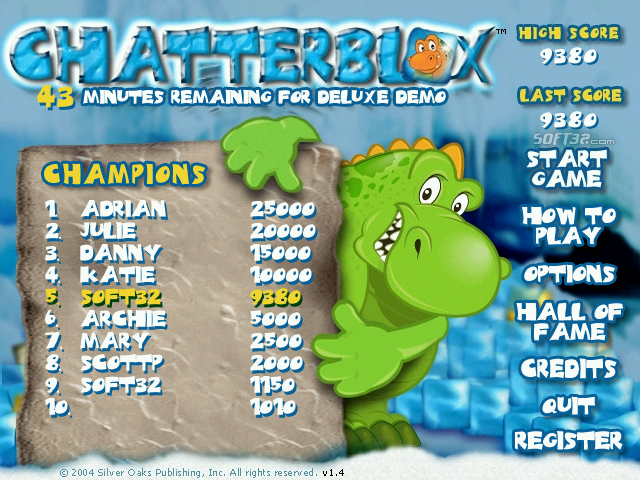 Chatterblox Deluxe Screenshot 2