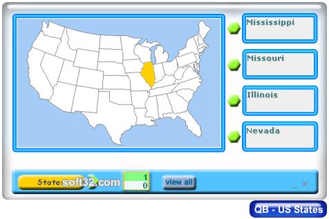 QB - US States Screenshot 2