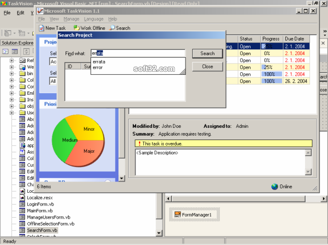 Dynamic AutoComplete Tool Screenshot 2