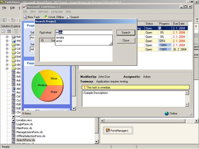 Dynamic AutoComplete Tool Screenshot