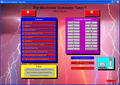 Electronic Computer Tutor 1