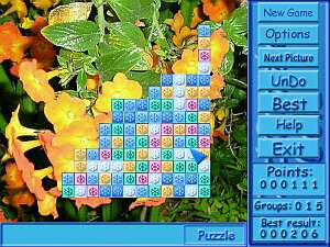 ClickPuzzle Gold Screenshot