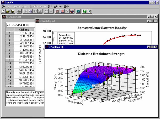 DataFit Screenshot 3