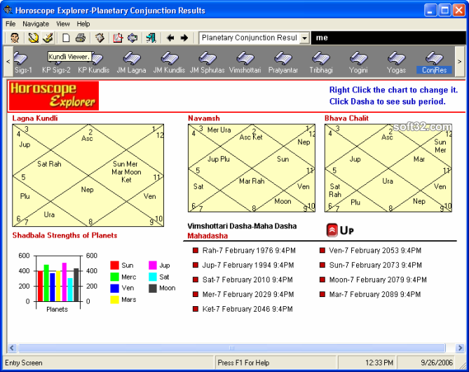 Download Horoscope Explorer 5 0 3 0