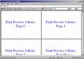 PVL - Print Preview Library 2
