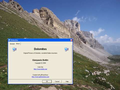 Dolomites Screen Saver 1