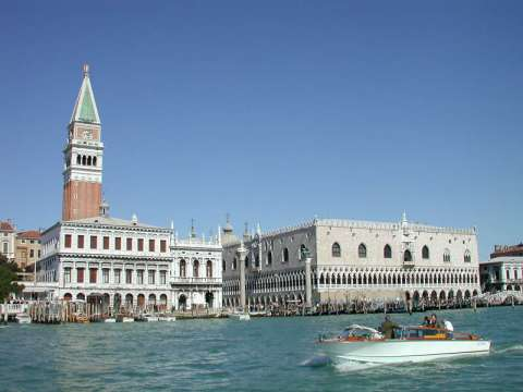 Venice Screen Saver Screenshot