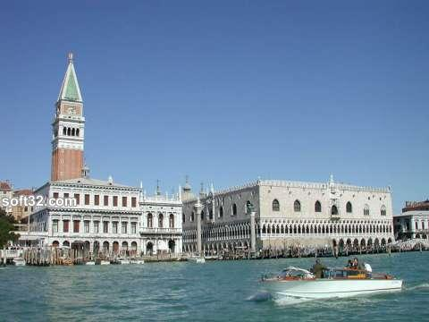 Venice Screen Saver Screenshot 3