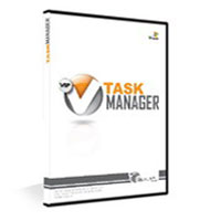A VIP Task Manager Standard Edition Screenshot