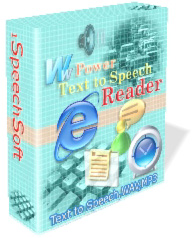 Power Text to Speech Reader Screenshot