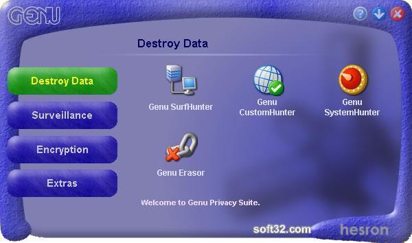 Genu Screenshot