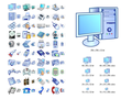 Hardware Icon Library 1