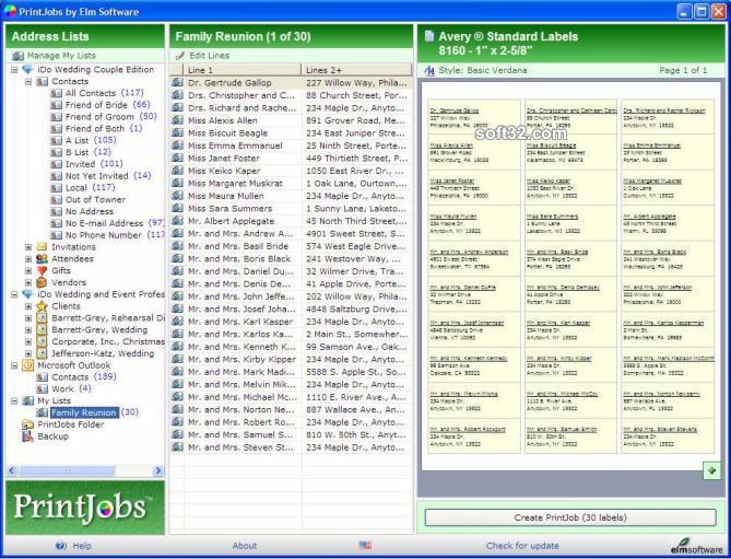 PrintJobs Screenshot 2
