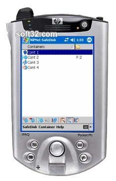 ViPNet Safe Disk Mobile Screenshot 2