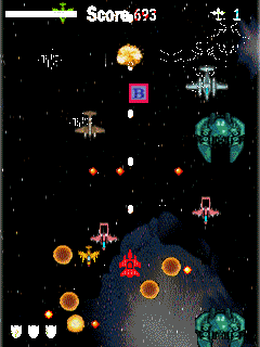 Star Invader for Pocket PC QVGA Screenshot