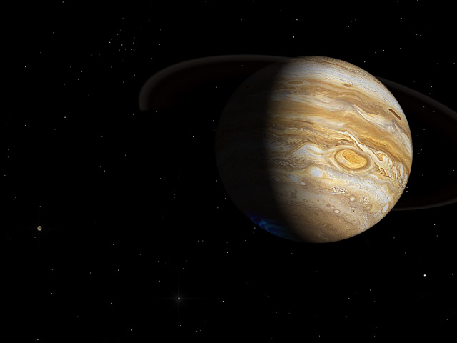 Jupiter 3D Space Tour Screenshot 1
