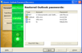 Atomic Outlook Password Recovery 3