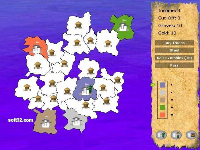 Yokka Wars Screenshot 2