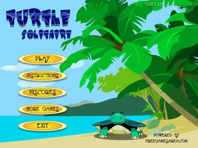 Turtle Solitaire Screenshot