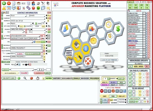 Credit Money Machine Net Screenshot 1