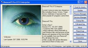 RemoveIT Pro Screenshot