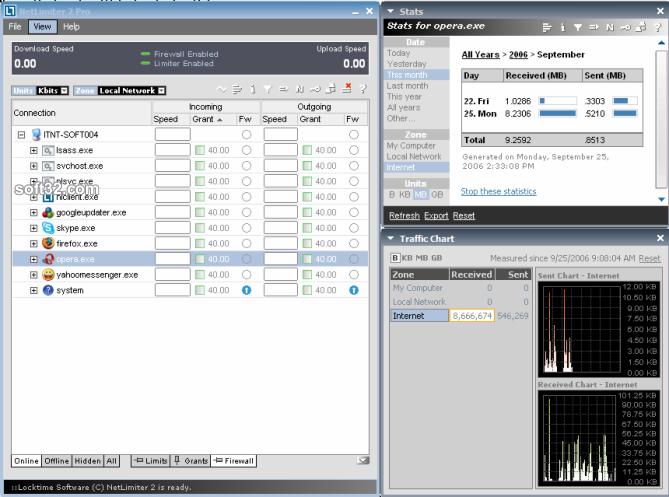 NetLimiter 2 Pro Screenshot 5