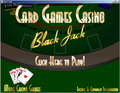 Card Game Casino - Black Jack 1
