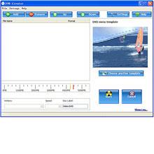 Color7 DVD Creator Screenshot