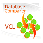 Database Comparer VCL Screenshot