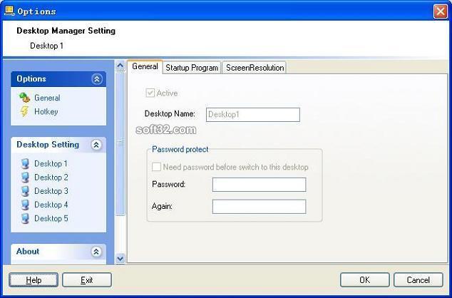 PrDesktop-hide window  boss key Screenshot 2