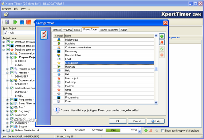 Xpert-Timer Screenshot 2