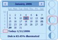 Desktop Lunar Calendar 1
