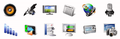Multimedia Icons Vista 1