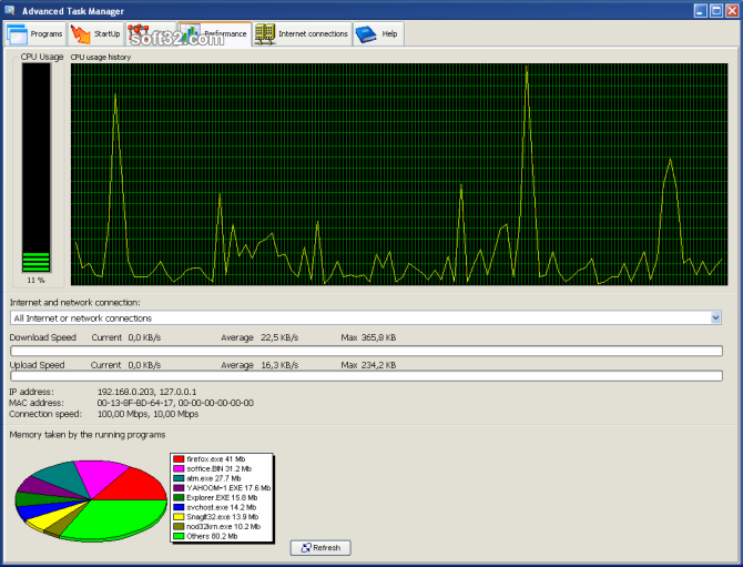 Advanced Task Manager Screenshot 4