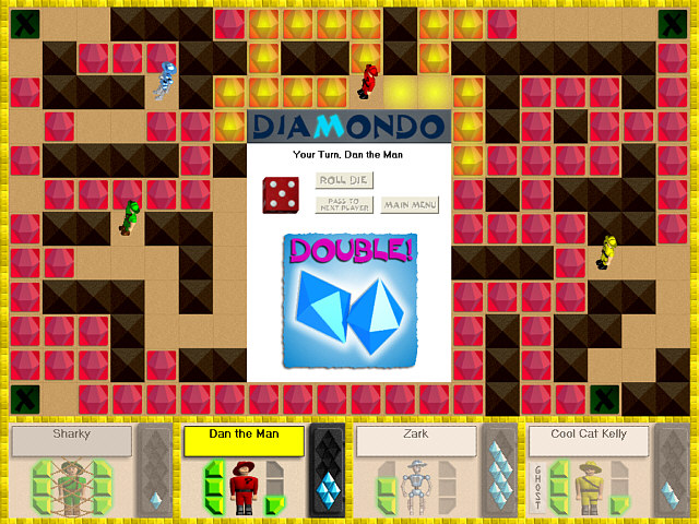 Diamondo Screenshot