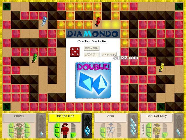 Diamondo Screenshot 2