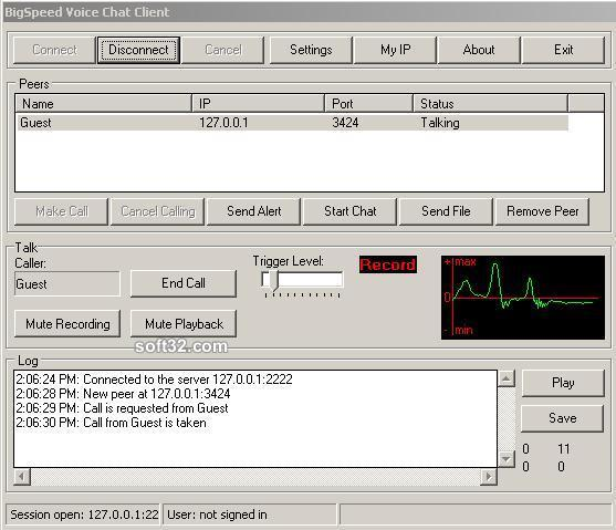 BigSpeed Voice Chat SDK Screenshot 2