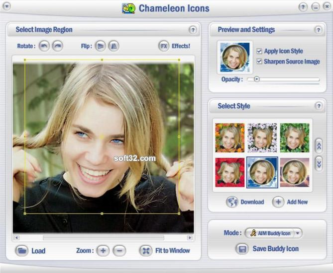 Chameleon Icons Screenshot 3