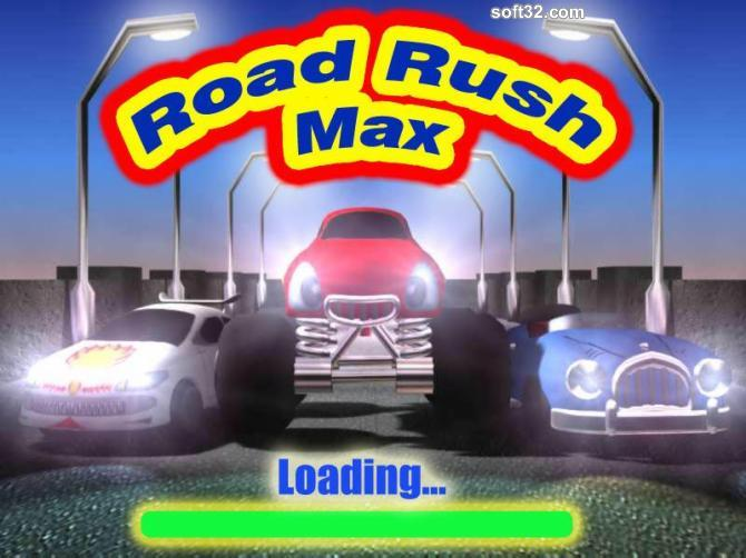 Road Rush Max Screenshot