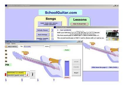 Guitar Learning Software Screenshot 9