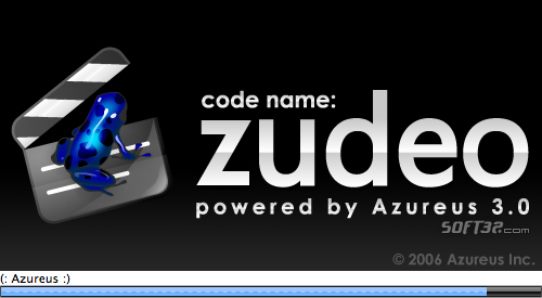 Azureus for Mac Screenshot 1