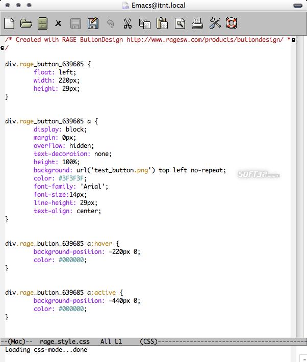 ButtonDesign Screenshot 2