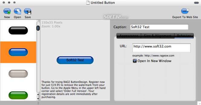 ButtonDesign Screenshot 5