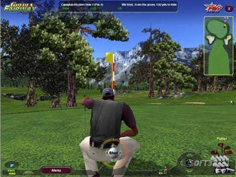 Golden Fairway Screenshot 3