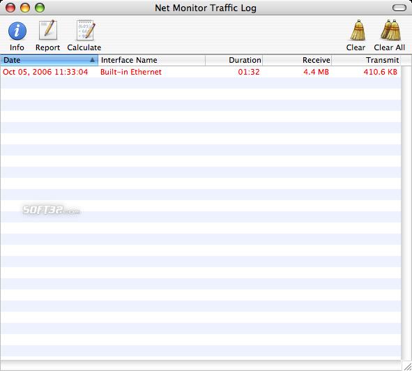 Net Monitor Screenshot 4