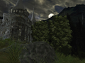 Dark Castle 3D Screensaver 3