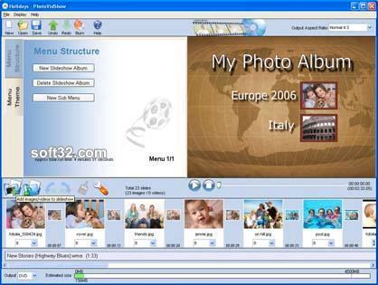 PhotoVidShow Screenshot 2